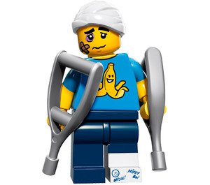 LEGO Clumsy Guy Set 71011-4