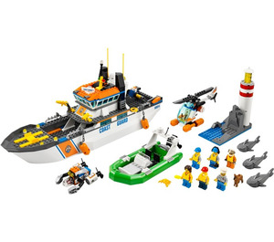LEGO Coast Guard Patrol Set 60014