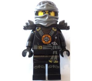 LEGO Cole - round emblem torso Minifigure
