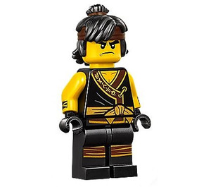 LEGO Cole with Tousled hair and Head Band Minifigure