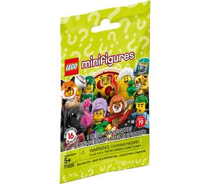 LEGO Collectable Minifigures Series 19 Random Bag Set 71025-0 Packaging