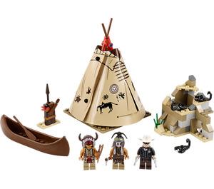 LEGO Comanche Camp Set 79107