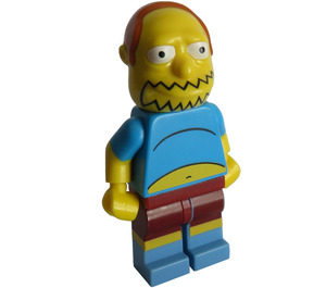 LEGO Comic Book Guy Minifigure
