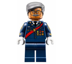 LEGO Commissioner Gordon - Condecorated From LEGO Batman Movie Minifigure