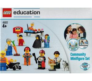 LEGO Community minifigure set 45022