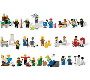 LEGO Community Minifigure Set 9348