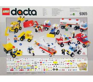 LEGO Community Vehicles Set 9365