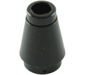 LEGO Cone 1 x 1 with Top Groove (4589 / 15551 / 28701)