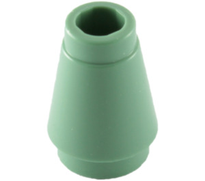 LEGO Cone 1 x 1 with Top Groove (59900 / 64288)