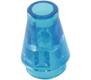 LEGO Cone 1 x 1 without Top Groove (4589 / 6188 / 15551)