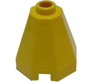 LEGO Cone 2 x 2 x 1 & 2/3 Octagonal (6039)