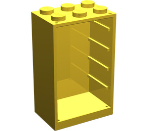 LEGO Container Cupboard 2 x 3 x 4 (4534)