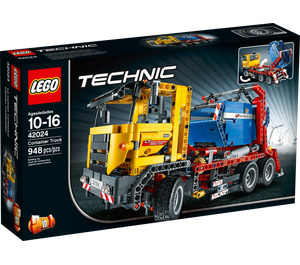 LEGO Container truck Set 42024 Packaging
