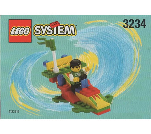 LEGO Contraption Set 3234