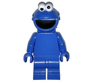 LEGO Cookie Monster Minifigur