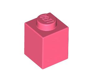LEGO Coral Brick 1 x 1 (3005)