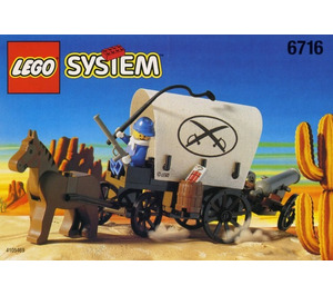 LEGO Covered Wagon Set 6716