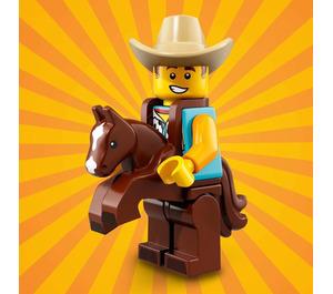 LEGO Cowboy Costume Guy Set 71021-15