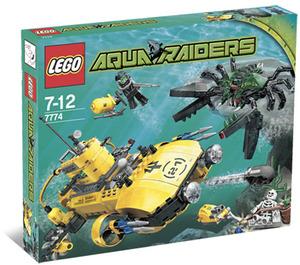 LEGO Crab Crusher Set 7774 Packaging