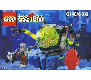 LEGO Crab Set 6140