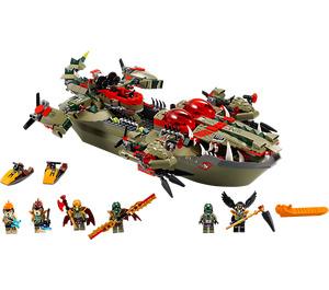 LEGO Cragger's Command Ship Set 70006