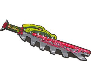 LEGO Cragger Sword (850612)