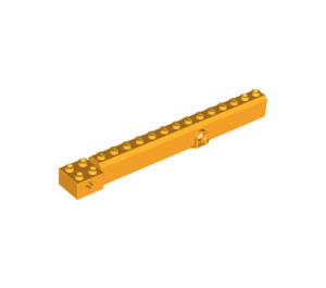 LEGO Crane Arm Outside with Pegholes (57779)
