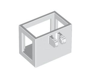 LEGO Crane Basket 3 x 2 x 2 with Locking Hinge (51858)