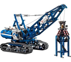 LEGO Crawler Crane Set 42042