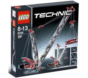LEGO Crawler Crane Set 8288 Packaging