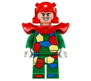 LEGO Crazy Quilt Minifigure