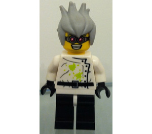 LEGO Crazy Scientist Minifigure