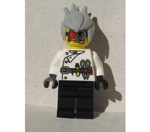 LEGO Crazy Scientist Minifigure
