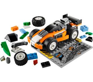 LEGO Create and Race Set 21206