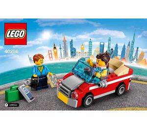 LEGO Create The World Set 40256 Instructions