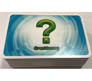 LEGO Creationary Game Card Deck (Cards 1 - 96)