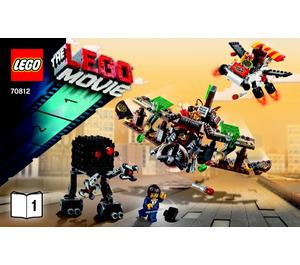 LEGO Creative Ambush Set 70812 Instructions