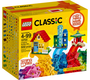 LEGO Creative Builder Box Set 10703 Packaging