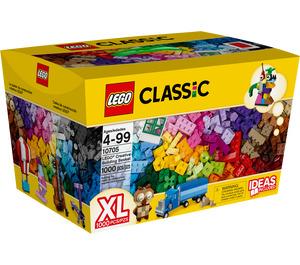 LEGO Creative Building Basket Set 10705 Packaging