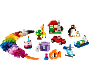 LEGO Creative Building Box Set 10695