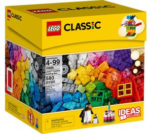 LEGO Creative Building Box Set 10695 Packaging