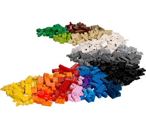 LEGO Creative Building Cube Set 10681
