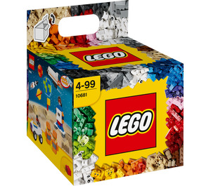 LEGO Creative Building Cube Set 10681 Packaging