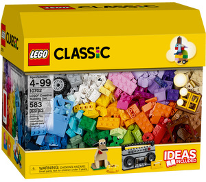 LEGO Creative Building Set 10702 Packaging