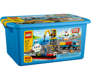 LEGO Creative Chest Set 10663 Packaging