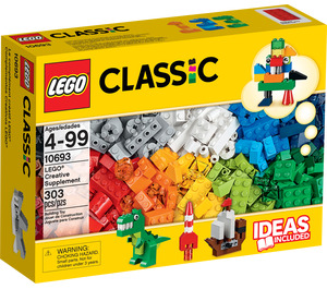 LEGO Creative Supplement Set 10693 Packaging