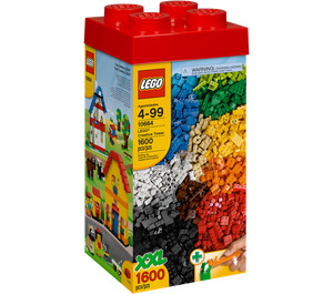 LEGO Creative Tower Set 10664 Packaging