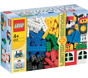 LEGO Creator 200 + 40 Special Elements Set 6114