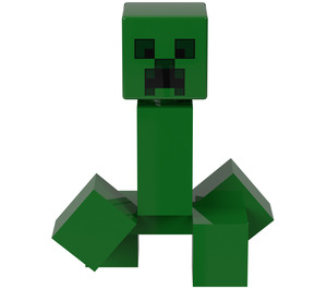 LEGO Creeper Minifigure