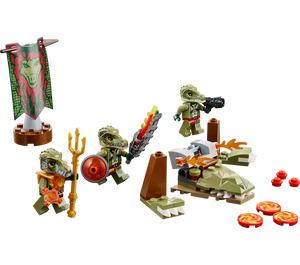 LEGO Crocodile Tribe Pack Set 70231
